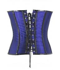 Classic Victorian Purple Corset