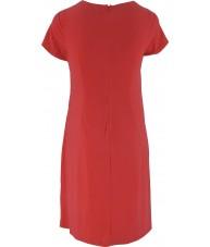 Coral Midi Bodycon Dress