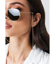 Rose Gold Sunglasses Chain