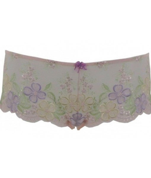 Pink Lace Hipsters By Affinitas Intimates