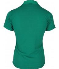 Women's Light Green Polo Shirt