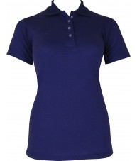Women's Purple Polo Shirt