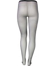 Black Fishnet Stockings Full Length Small Weave