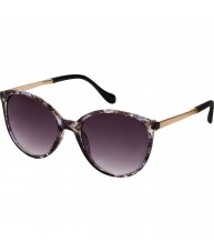 Polarised Clear Purple Ladies - Retro Sunglasses by Chach