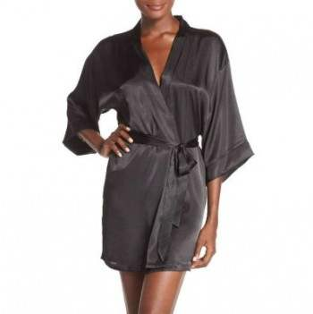 Secrets of Affordable Glamour - Satin Robes