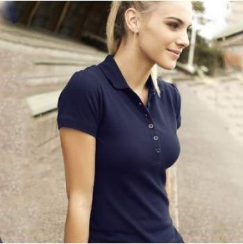 Top Reasons to Wear Women's Dark Blue Polo Shirts